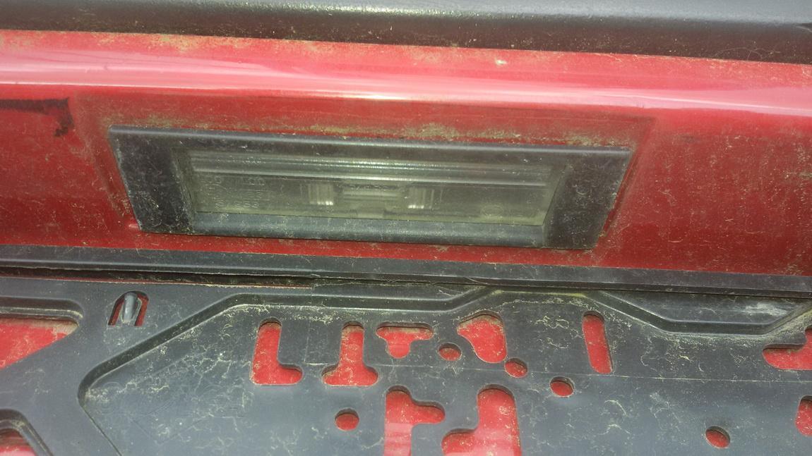 Фонарь подсветки номера NENUSTATYTA NENUSTATYTA Alfa-Romeo 147 2000 1.9