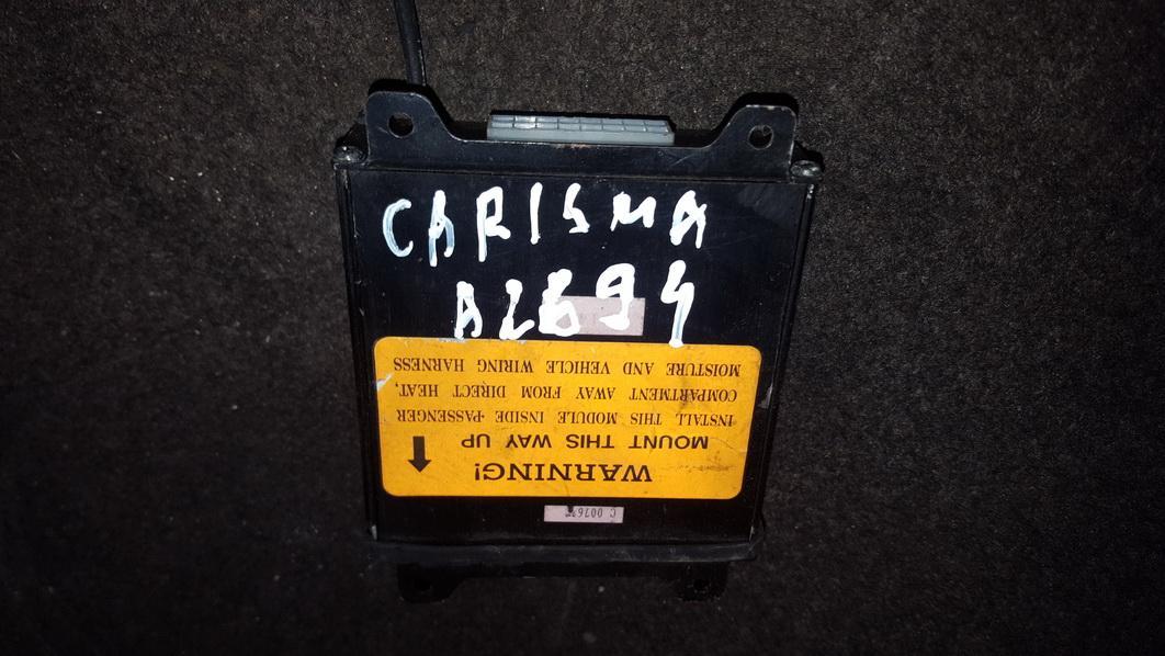 Kiti kompiuteriai NENUSTATYTA n/a Mitsubishi CARISMA 2000 1.9