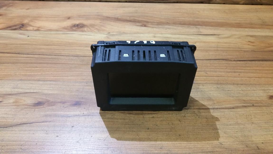 Бортовой компьютер дисплей (дисплей информационный) 13277585 565412769, 28121738-9 Opel VECTRA 2006 1.9
