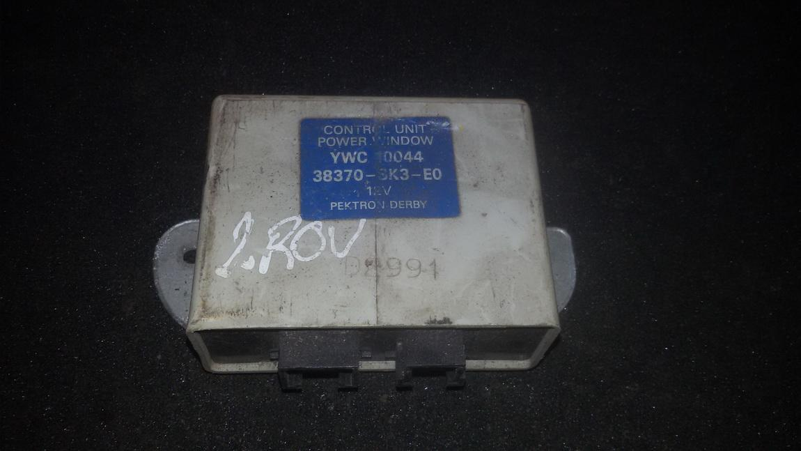 Electric window control unit Rover 200-Series 1997    1.4 ywc10044