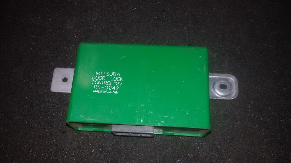 RK0242 Kiti kompiuteriai Honda Civic 1994 1.5L 10EUR EIS00109806