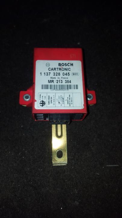 Блок управления парковочным 1137328045 mr213384 Mitsubishi CARISMA 1996 1.6
