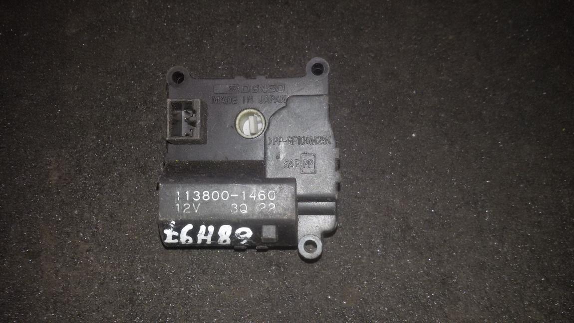 Peciuko sklendes varikliukas 1138001460 113800-1460 Honda CIVIC 1993 1.3