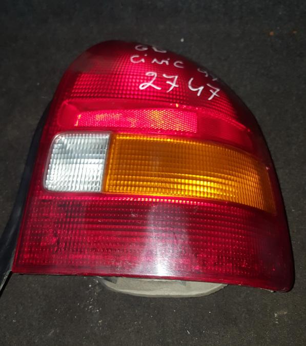 Galinis Zibintas G.D. NENUSTATYTA n/a Honda CIVIC 2005 1.3