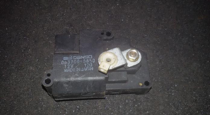 Heater Vent Flap Control Actuator Motor 0637005850 063700-5850 Honda CR-V 2003 2.0