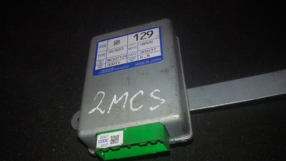 Kiti kompiuteriai mr507129 nenustatyta Mitsubishi CARISMA 1996 1.6