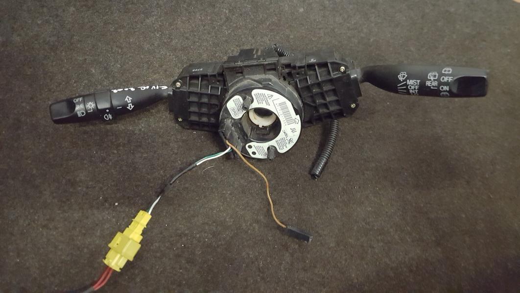 m18620ts19 n/a Posukiu, Sviesu ir valytuvu rankeneliu komplektas Honda Civic 2003 1.4L 25EUR EIS00110712