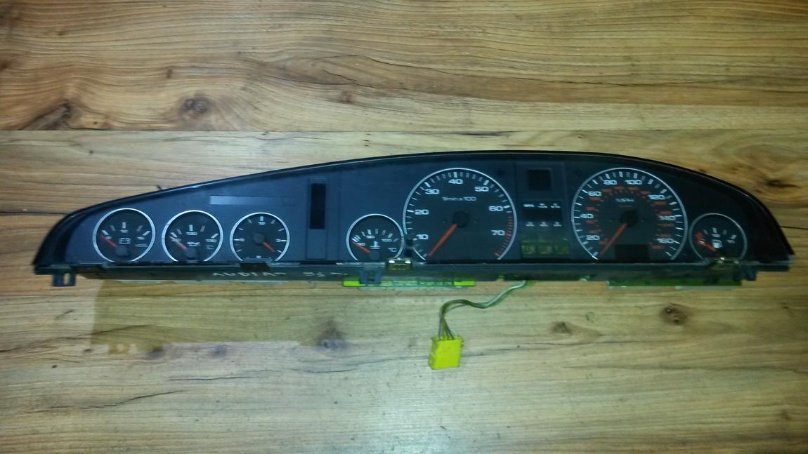 Spidometras - prietaisu skydelis 88311178 88352354, 88311219 Audi A6 1998 2.5