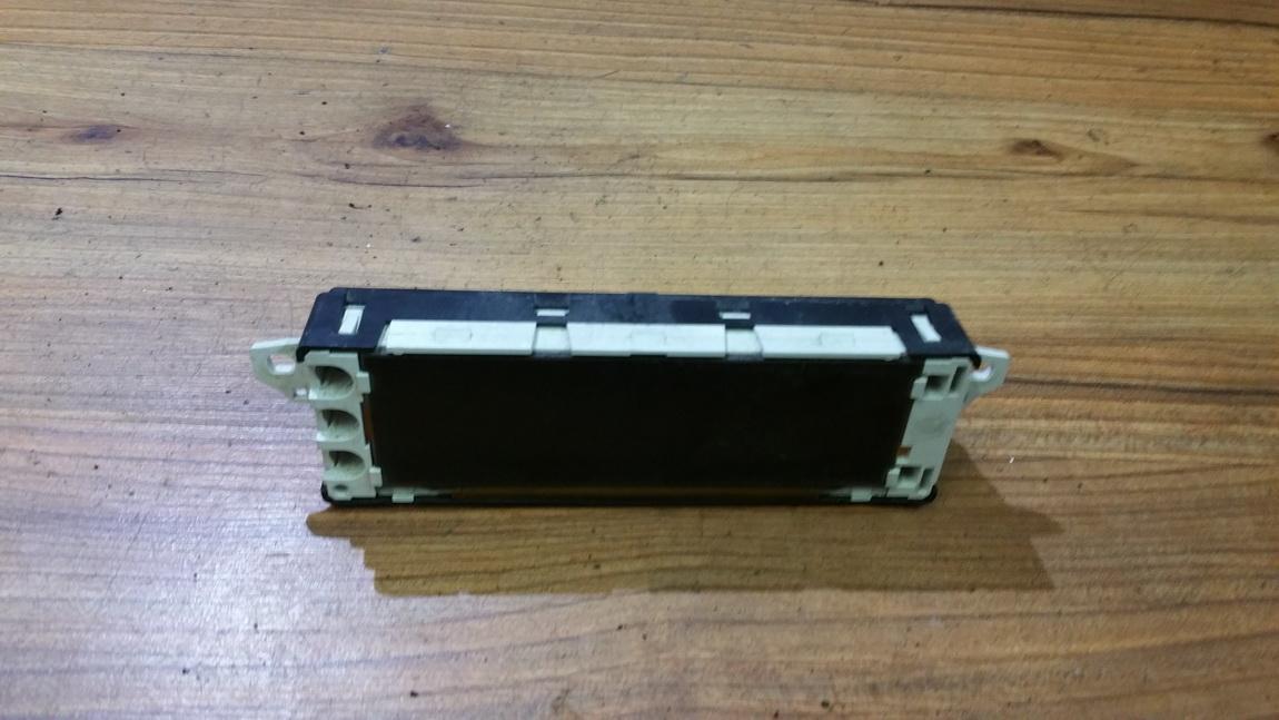 Ekranelis 9663205580 503550290111 Renault SCENIC 1998 2.0