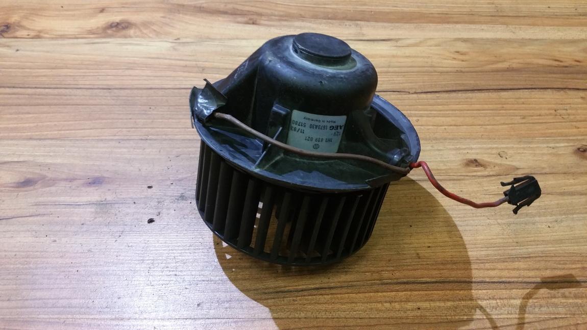 Salono ventiliatorius 1h1819021 lg3a3051780 Volkswagen GOLF 1998 1.9