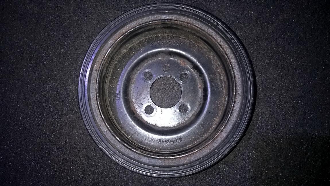 Volkswagen  Golf Alkuninio veleno dantratis (skyvas - skriemulys)