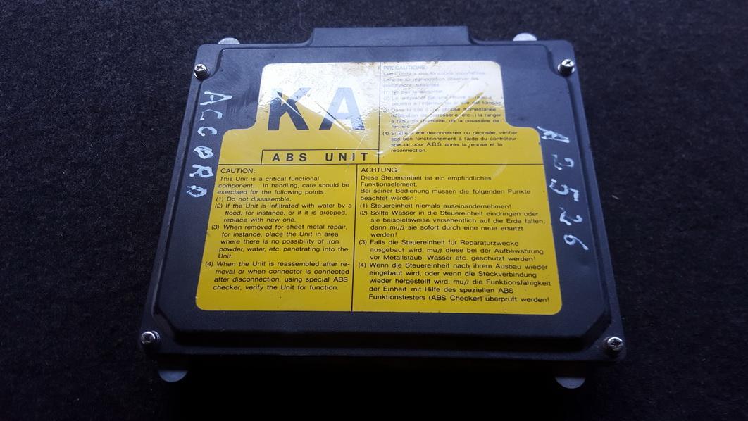 Блок управления АБС 39790SM4A11 39790-sm4-a11 Honda ACCORD 2010 2.2