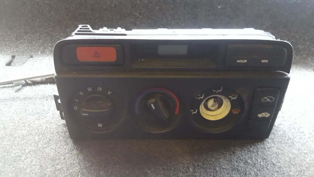 Бортовой компьютер дисплей (дисплей информационный) NENUSTATYTA n/a Honda ACCORD 1996 1.8