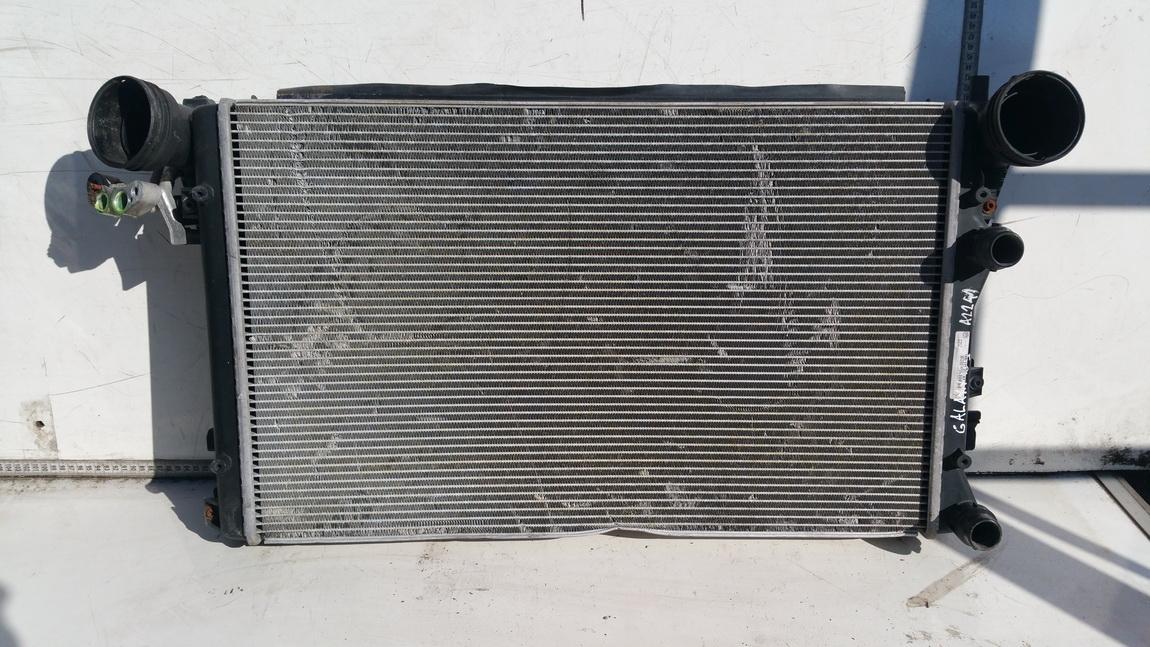 Vandens radiatorius (ausinimo radiatorius) 1k014803t 1k012125?at Ford GALAXY 1996 2.0