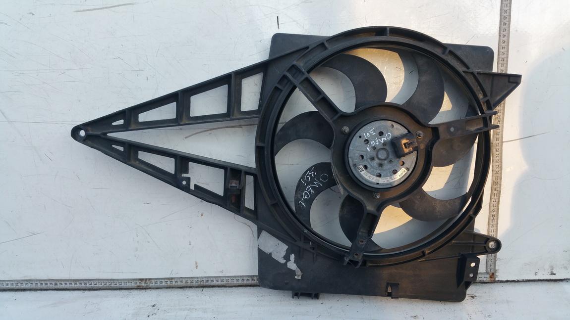 Difuzorius (radiatoriaus ventiliatoriaus) 0130303204 917172 Opel OMEGA 1994 2.5