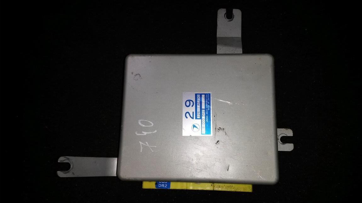 ECU Engine Computer (Engine Control Unit) 22611ae290 a18-000dr2 Subaru OUTBACK 1998 2.5