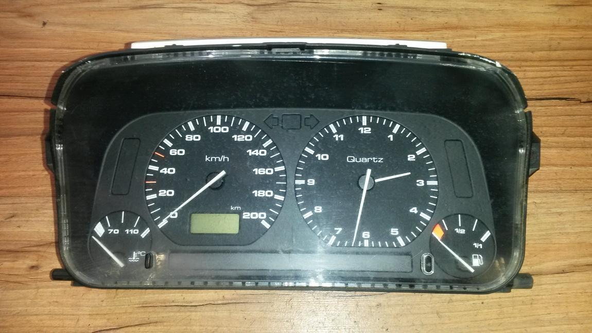 Spidometras - prietaisu skydelis 88311235 87001323 Volkswagen CADDY 2008 1.9