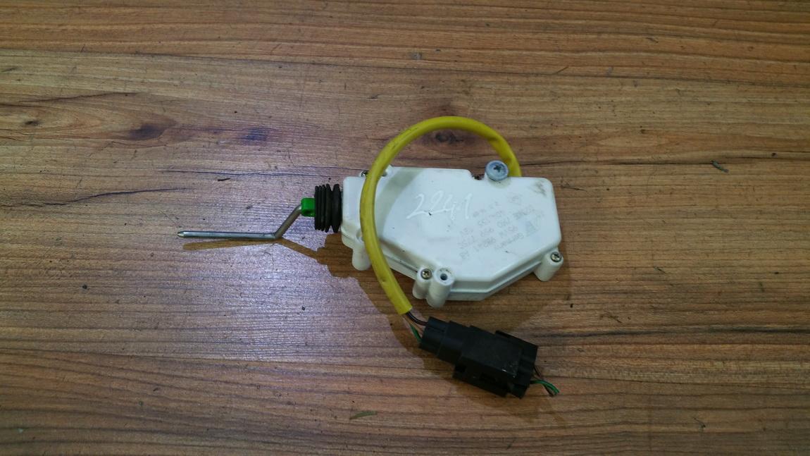 Central locking motor 95vw9b241ab 7m0959775c Ford GALAXY 1996 2.0