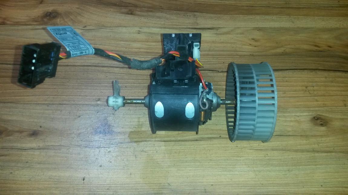 Heater blower assy 67326937774 5hl008606-00 BMW 5-SERIES 2006 2.0