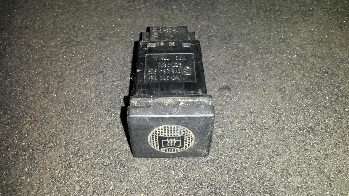 Stiklo sildymo mygtukas 1h5959621 1h6959621 Volkswagen GOLF 2004 1.6