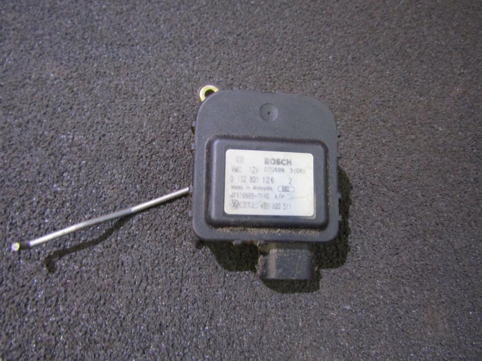 Peciuko sklendes varikliukas 0132801126 4b1820511 Audi A6 2007 2.0