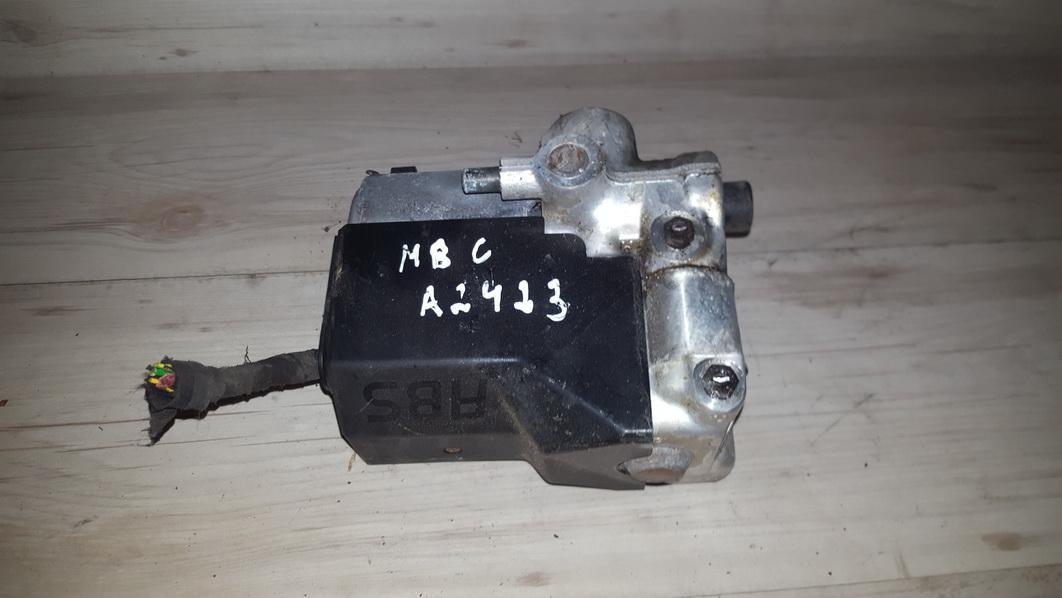 ABS blokas 0265200043 2265110016  Mercedes-Benz C-CLASS 1998 2.2