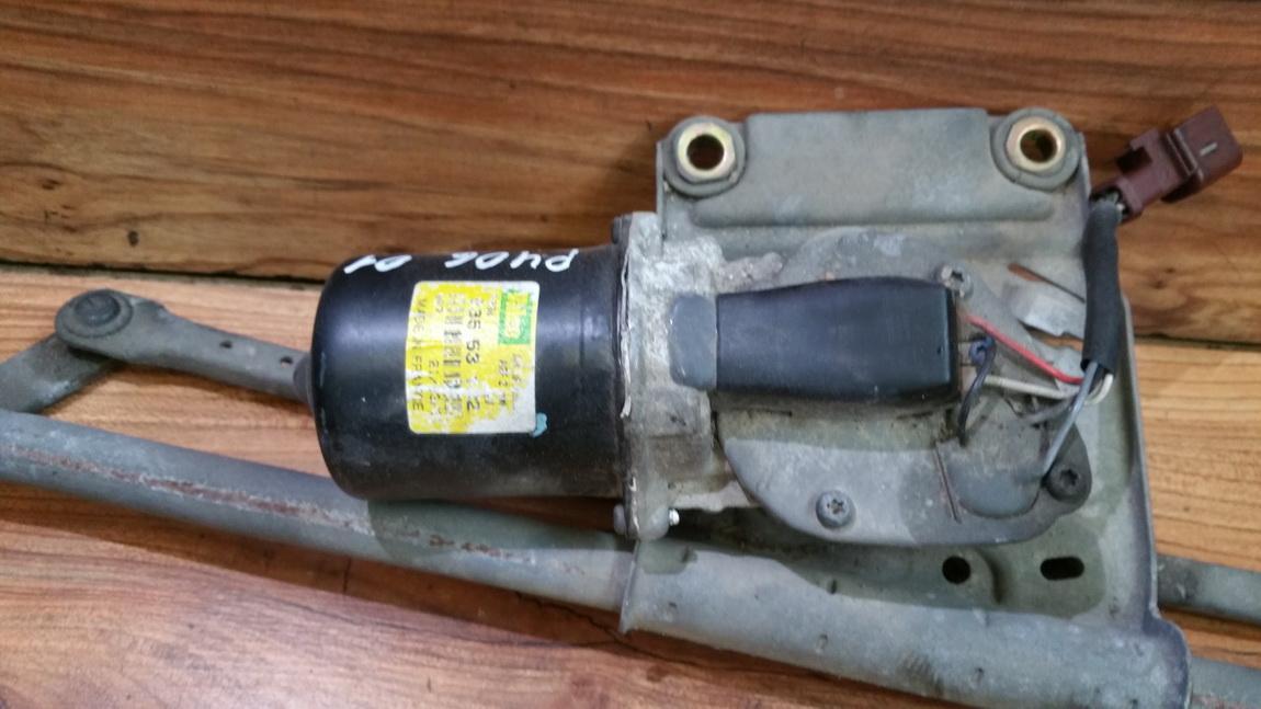 Priekinis langu valytuvu varikliukas 83553102 54509411 Peugeot 406 1998 2.1