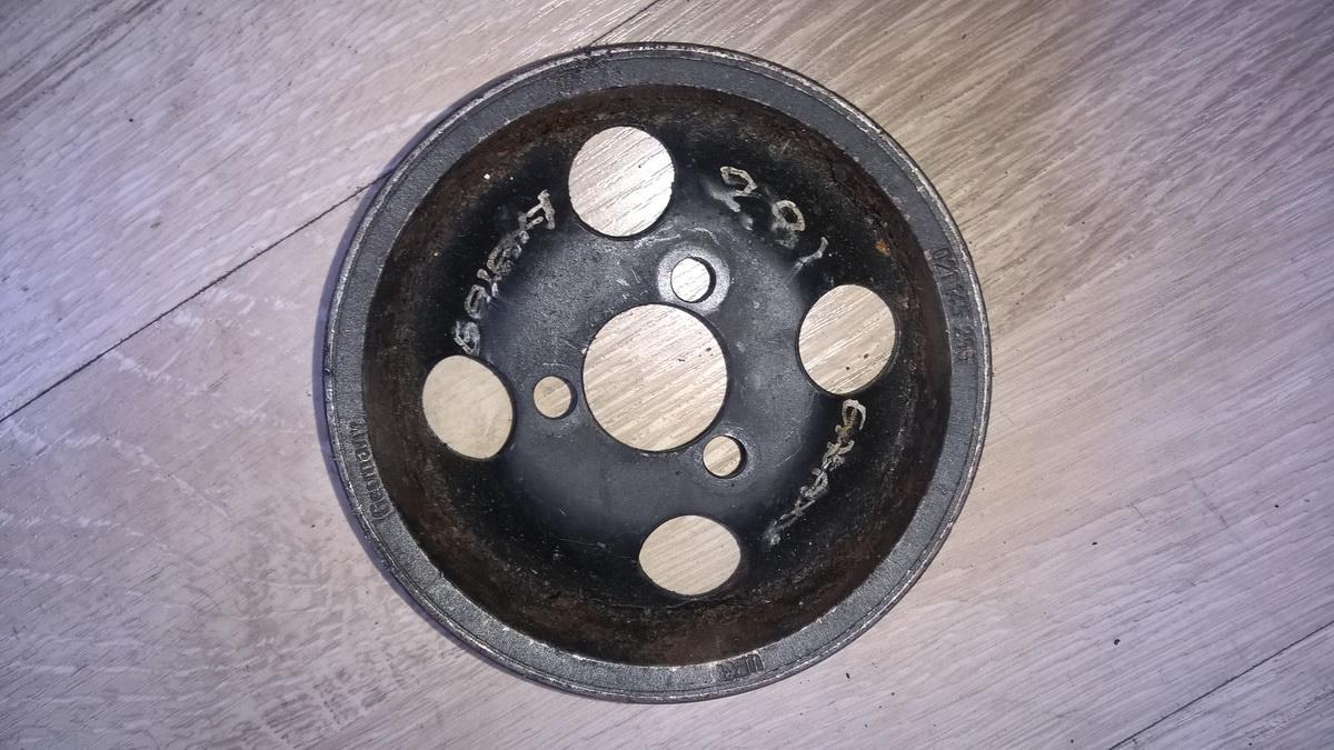 Vairo stiprintuvo siurblio dantratis (skyvas - skriemulys) 021145255 nenustatyta Ford GALAXY 1996 2.0