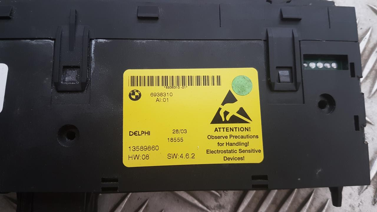 Parking Sensor ECU BMW 5-Series 2003    3.0 6938310
