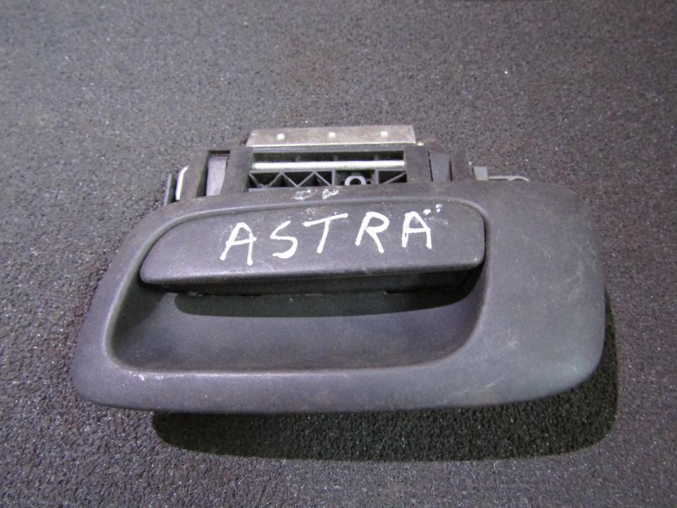 Duru isorine rankenele G.K. NENUSTATYTA NENUSTATYTA Opel ASTRA 1994 1.7
