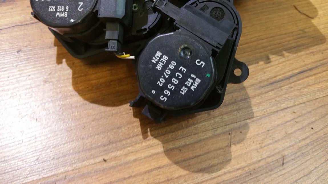 Peciuko sklendes varikliukas 6912521 ecb565, 86724 BMW 3-SERIES 2002 1.8