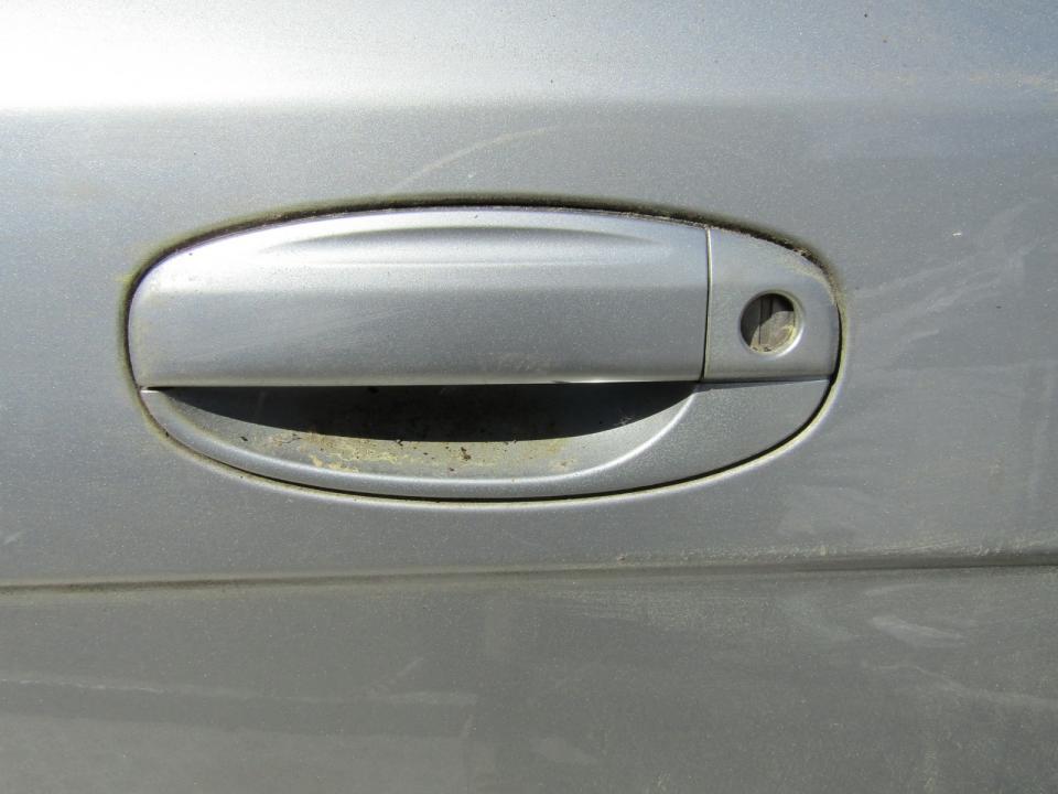 Duru isorine rankenele P.K. NENUSTATYTA NENUSTATYTA Chevrolet KALOS 2006 1.2
