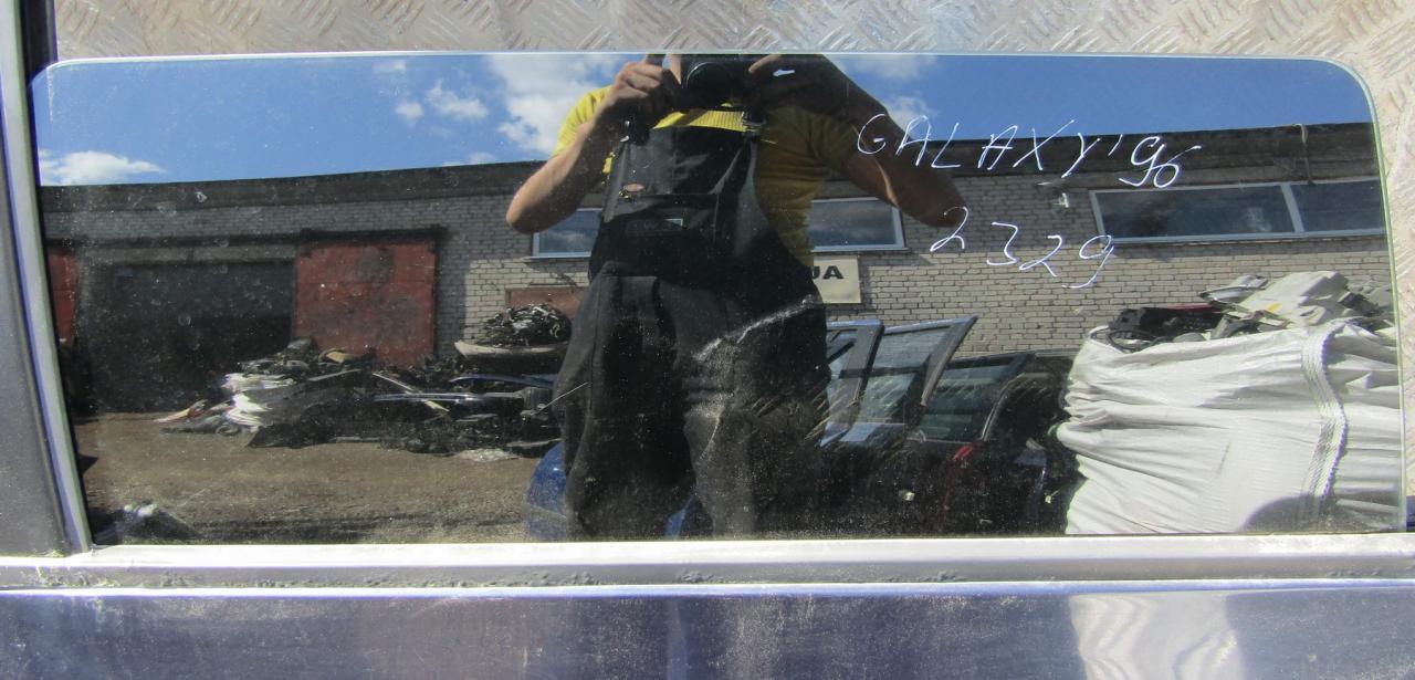 Duru stiklas G.K. NENUSTATYTA NENUSTATYTA Ford GALAXY 2001 2.3