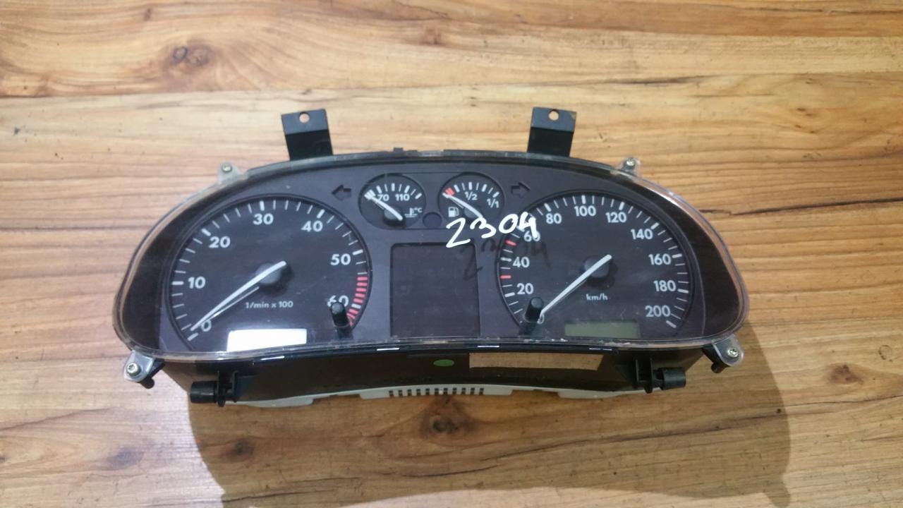 Spidometras - prietaisu skydelis 5392326600 0263602005 Volkswagen POLO 2003 1.2