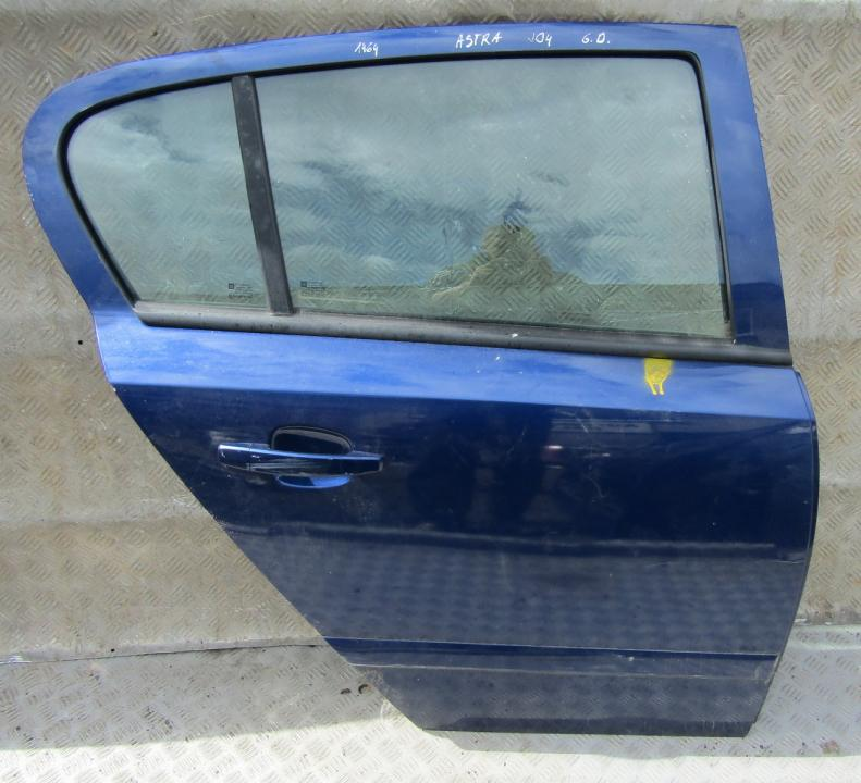 Автомобили Двери - задний правый NENUSTATYTA nenustatyta Opel ASTRA 1998 2.0