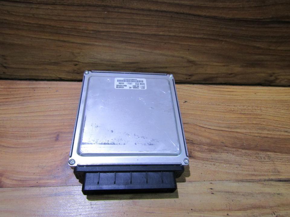 Блок управления двигателем 4s7112a650ac 4s7112a650ac r0411c018d Ford MONDEO 2001 2.0