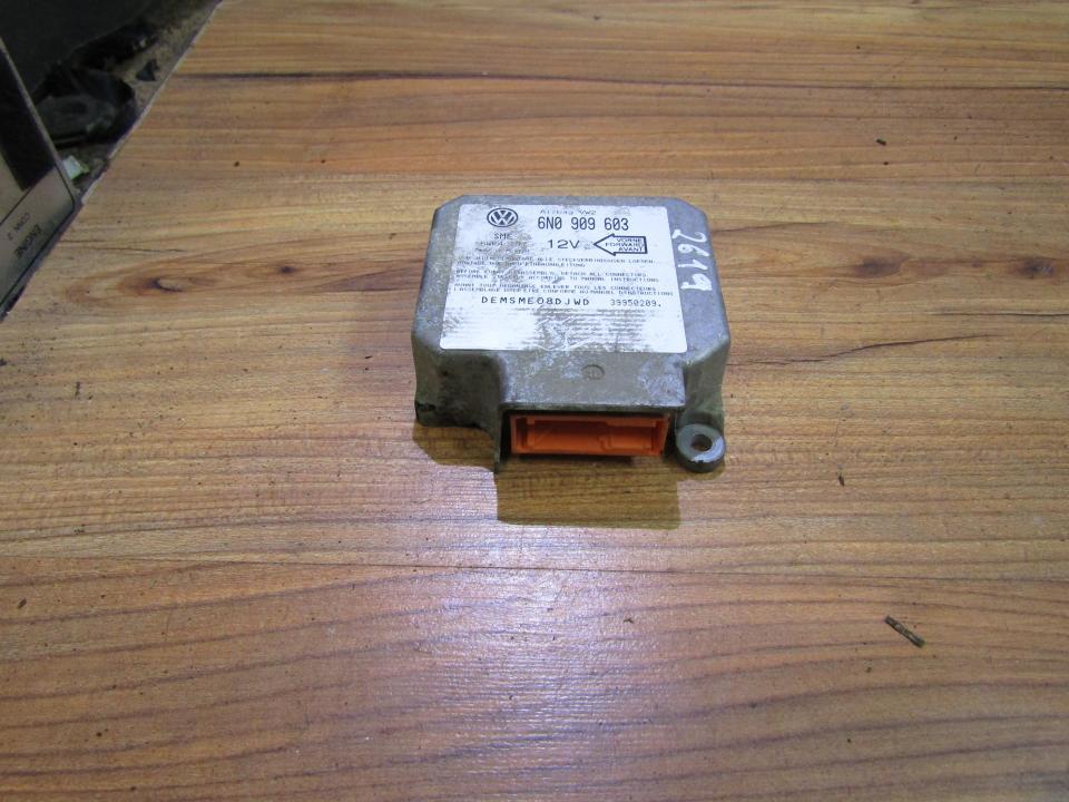 Airbag crash sensors module 6n09099603 nenustatyta Volkswagen GOLF 2006 1.6