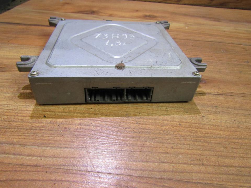 Variklio kompiuteris 37700P01G01 nenustatyta Honda CIVIC 1997 1.6