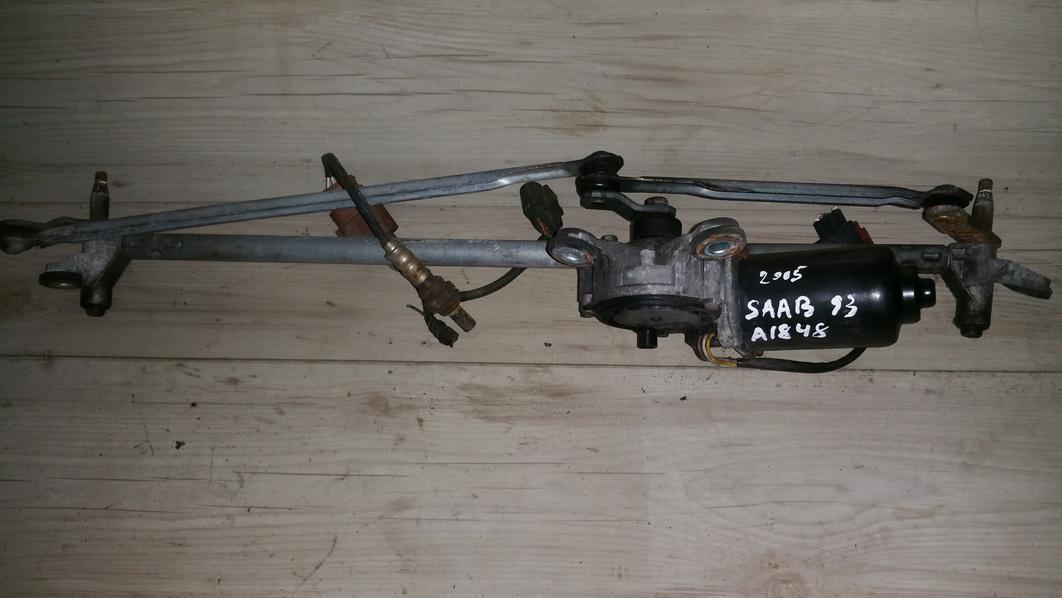 Valytuvu mechanizmas Pr. 12755305 n/a SAAB 9-3 2005 2.2