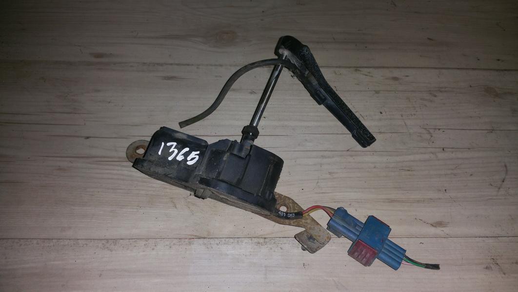 Zibintu valytuvu varikliukas 0390006934 n/a SAAB 9-3 2001 2.2