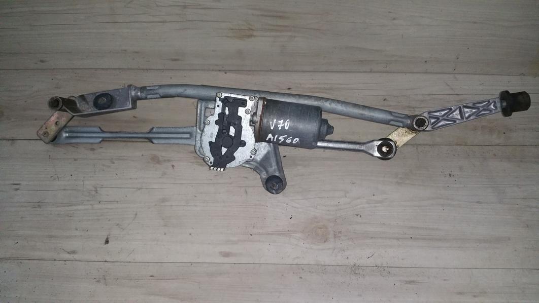 Valytuvu mechanizmas Pr. 8624239 150019, 36052300 Volvo V70 2004 2.4