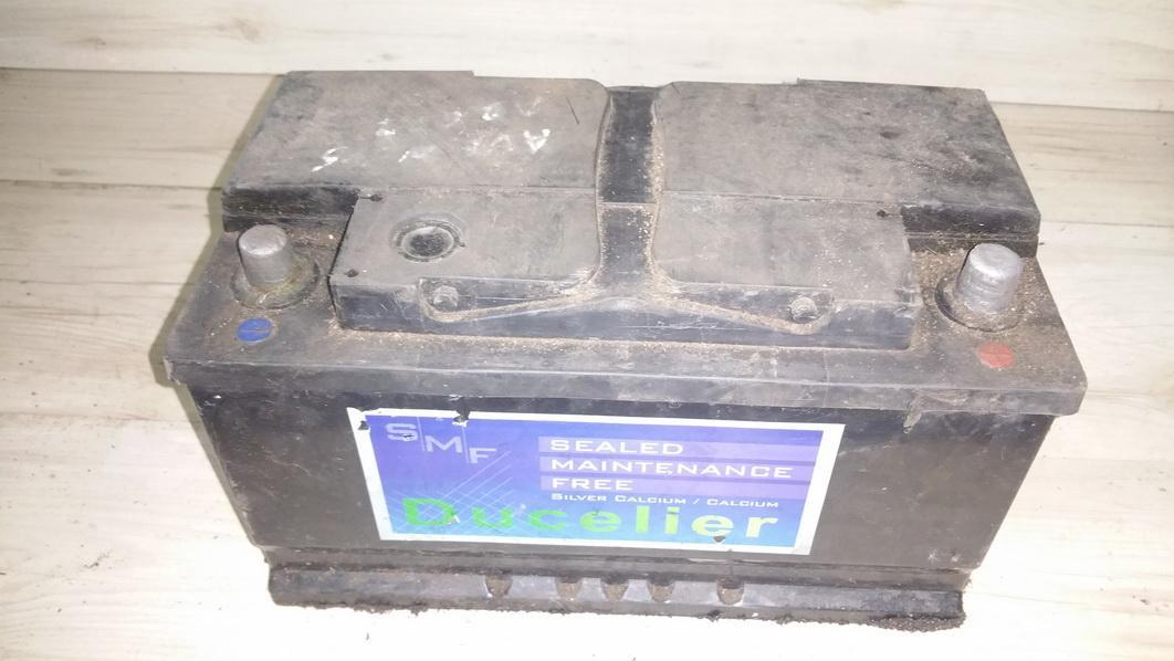 Battery Assembly NENUSTATYTA n/a Toyota AVENSIS 2003 1.8