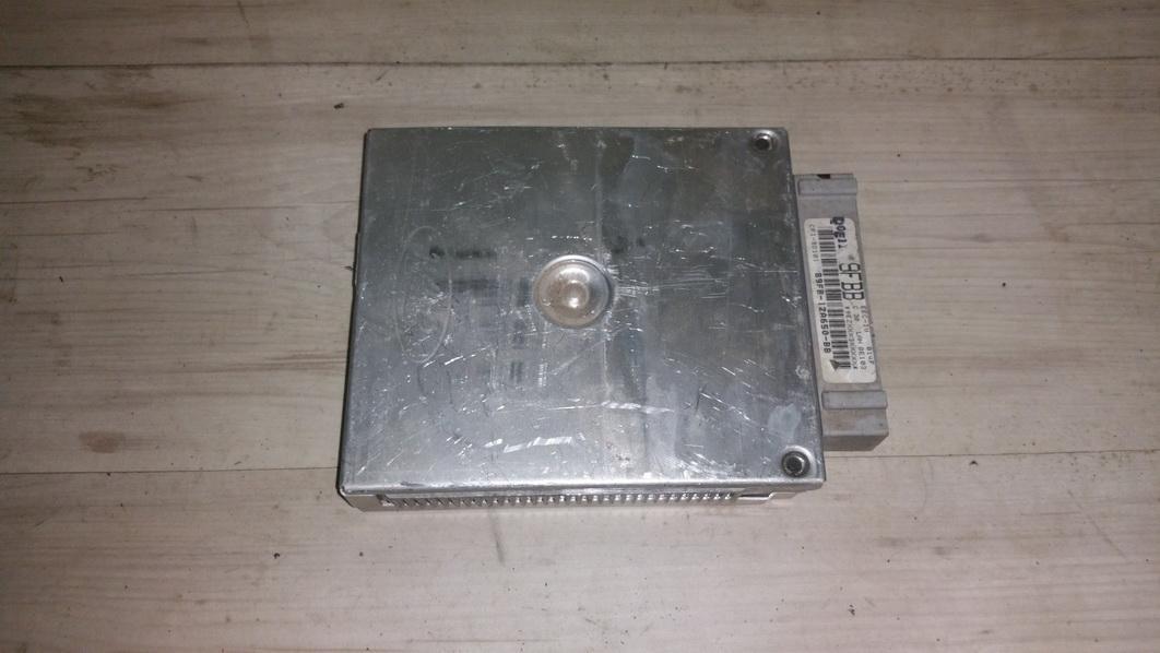 ECU Engine Computer (Engine Control Unit) 89fb12a650bb 89fb-12a650-bb, 9fbb, cfi-sd101 Ford FIESTA 2001 1.8