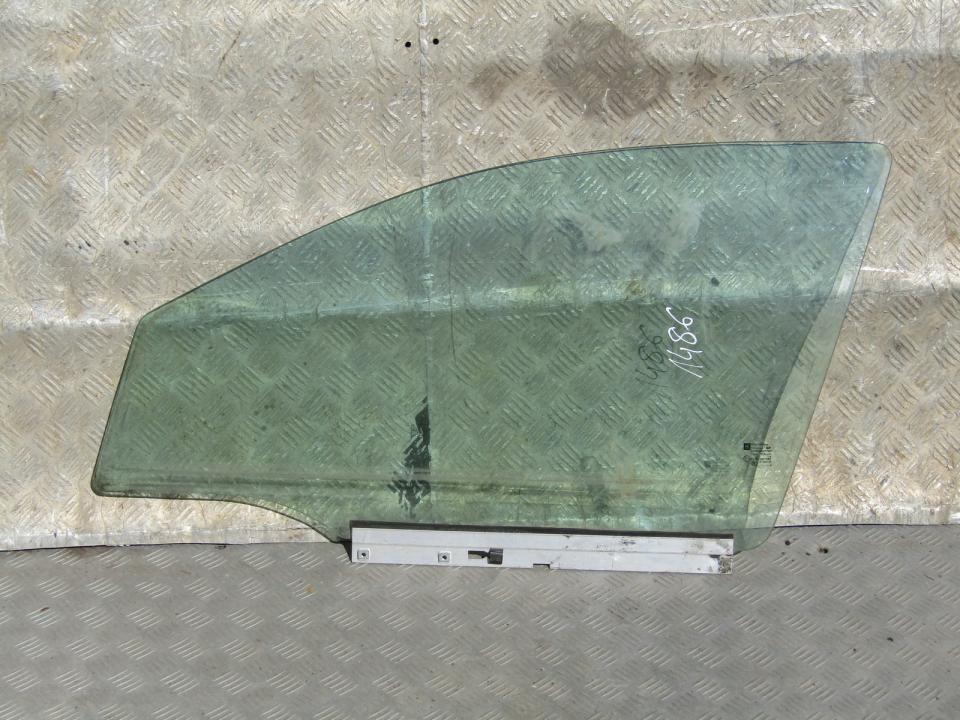 OPEL ASTRA H (L48) Priekinių kairių durų stiklas 4464088