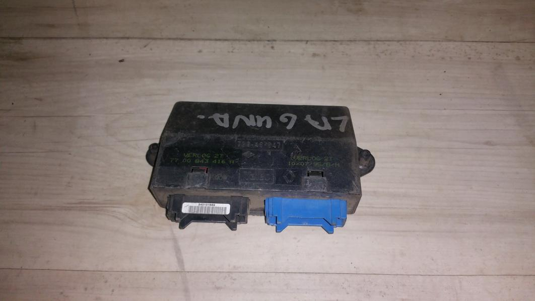 Switch, Headlight Renault Laguna 1998    1.6 7700843416a