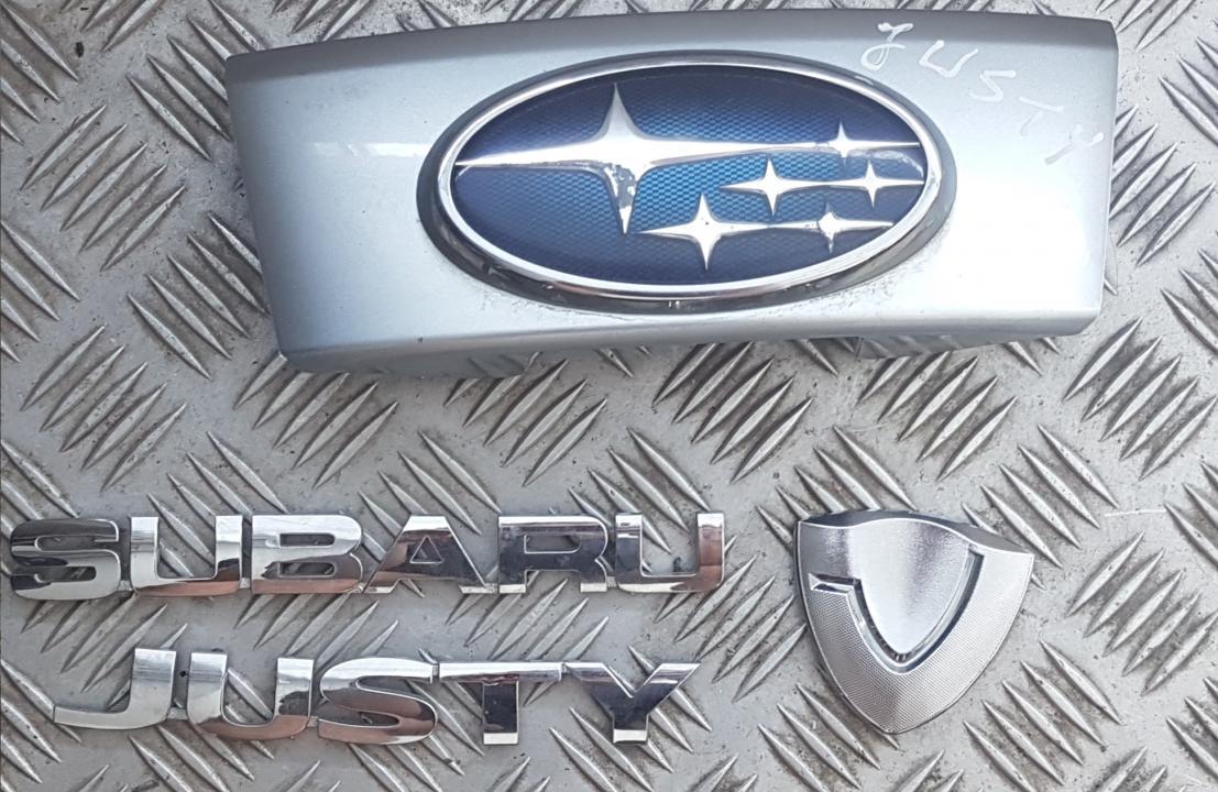 Задние Эмблема Subaru Justy 2010    1.0 nenustatyta
