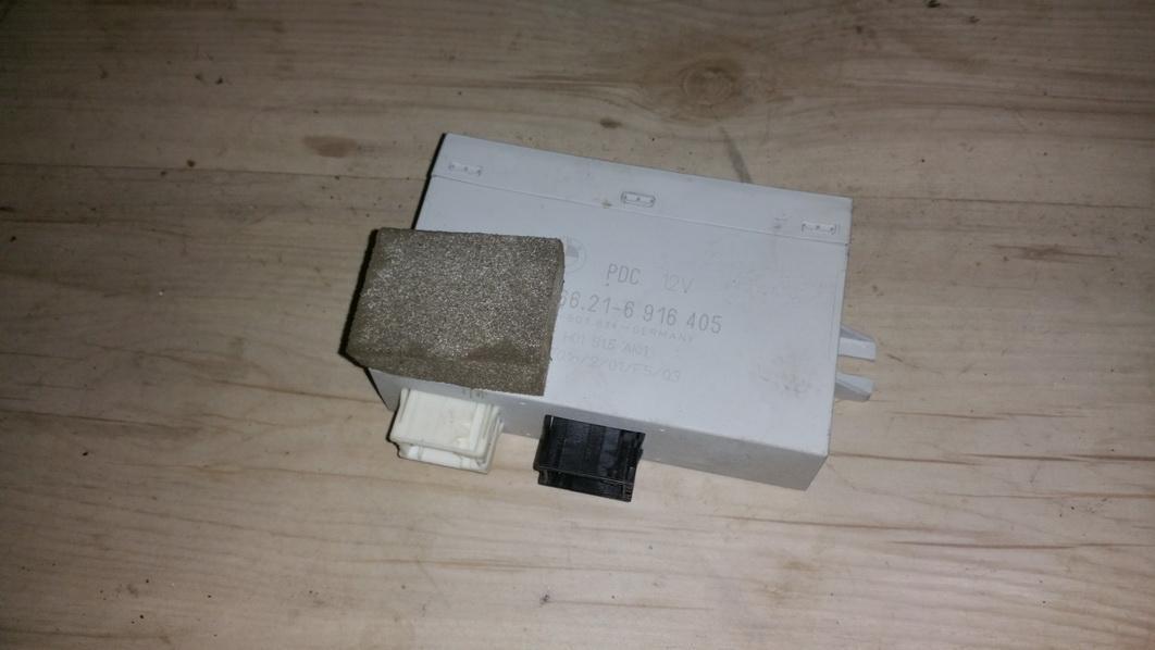 Parking Sensor ECU BMW 3-Series 2001    1.6 66216916405
