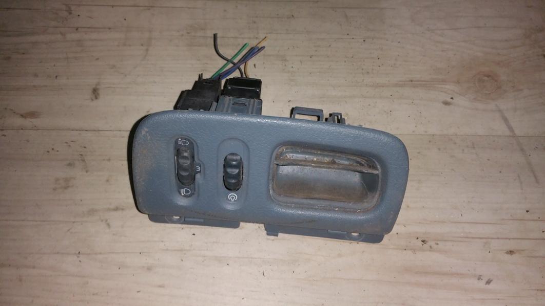 Zibintu aukscio reguliatoriaus mygtukas 77008413556 n/a Renault SCENIC 2007 1.5