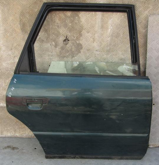 Durys G.D. NENUSTATYTA NENUSTATYTA Audi A6 1998 1.9