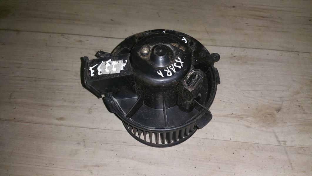 Salono ventiliatorius 6049401 n/a Citroen XSARA PICASSO 2003 2.0